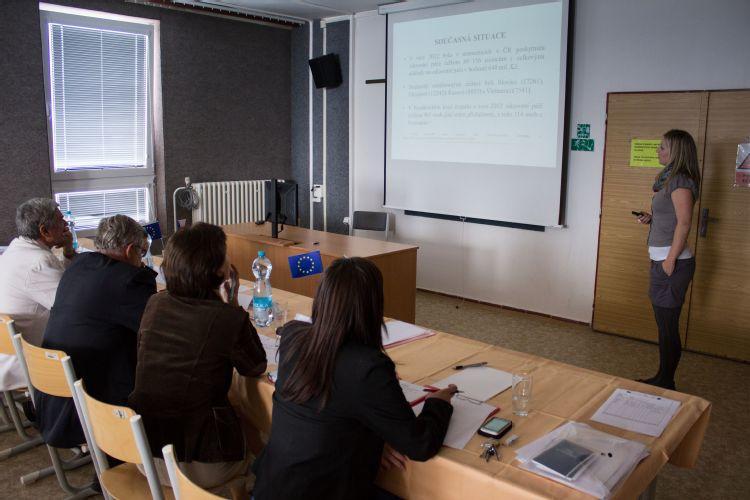 4. Fakultní konference studentů doktorských studijních programů 19.9.2013