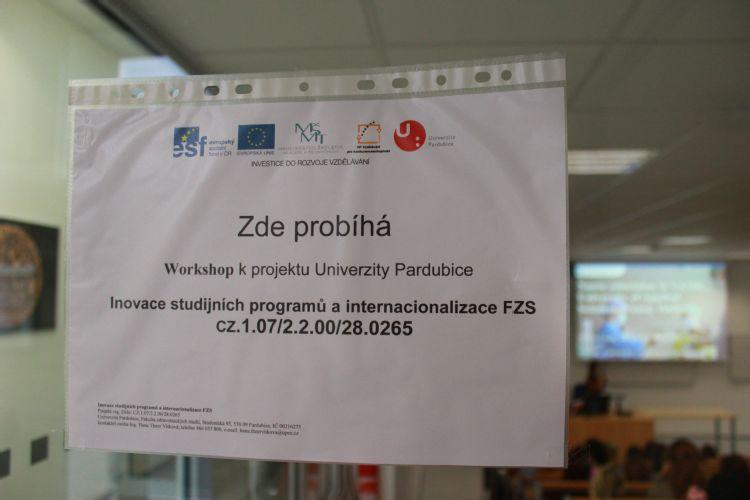 II. workshop projektu
