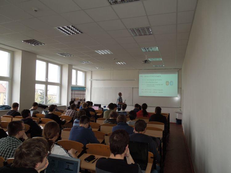 Přednáška 24.4.2014 - XML Technology