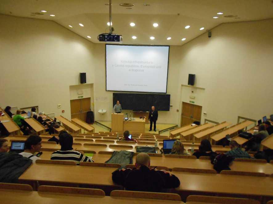 Sdílené přednášky